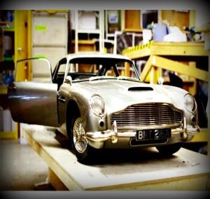 Une Aston Martin DB5 impression 3d et les 10 objets incroyables réalisés