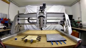 machine cnc diy