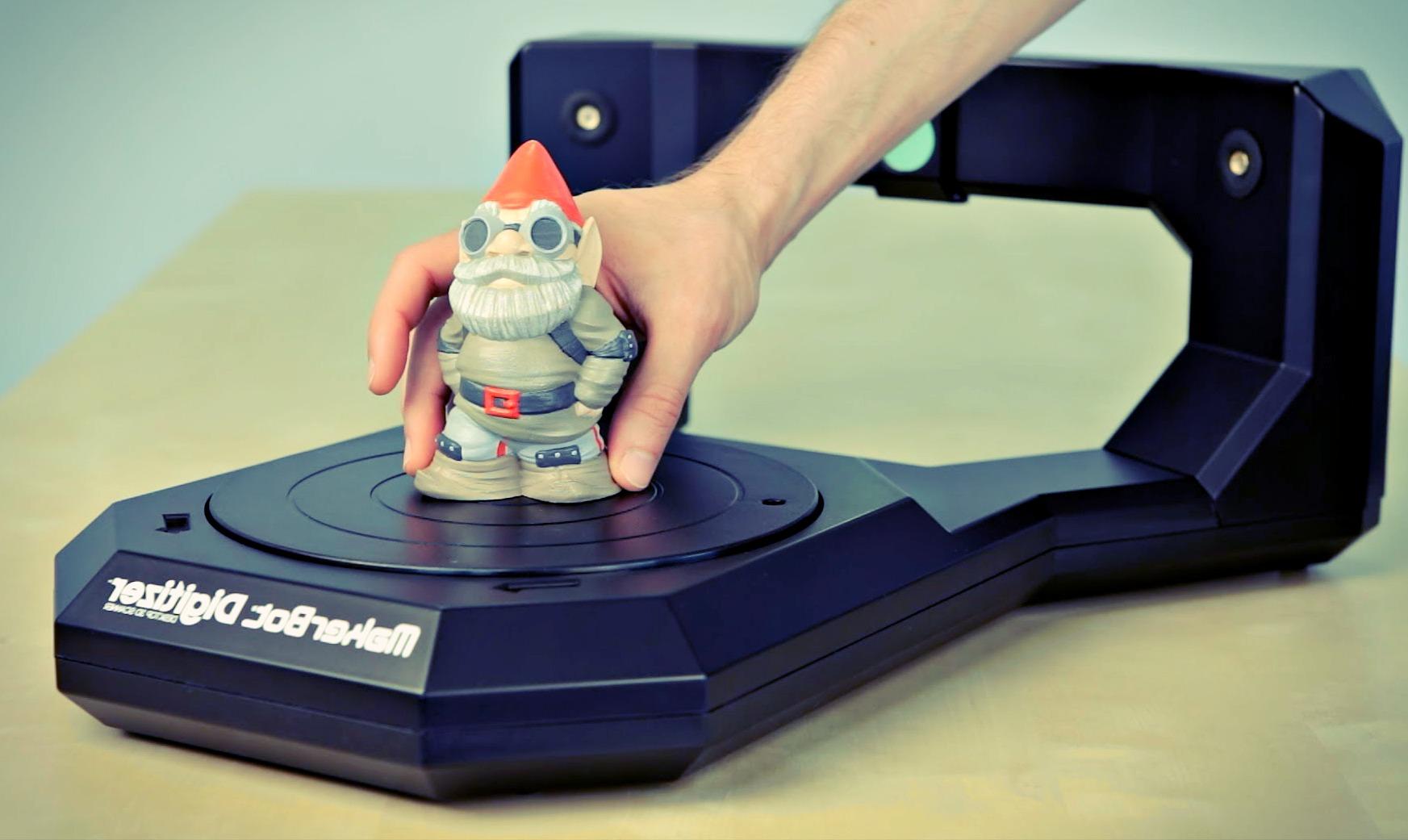 Gut bekannt scanner 3D comment ça fonctionne - Machine et fraiseuse CNC XU79