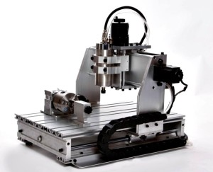 machines cnc 4 axes Procédés d'usinage